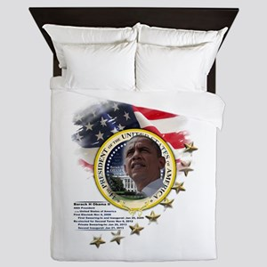 44th President: Queen Duvet