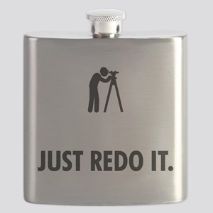 Land Surveying Flask