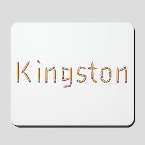 Kingston Pencils Mousepad