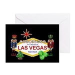 LV Drummer Boys Greeting Cards (Pk of 20)