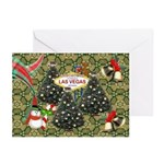 Traditional LV Christmas Greeting Cards (Pk of 20)