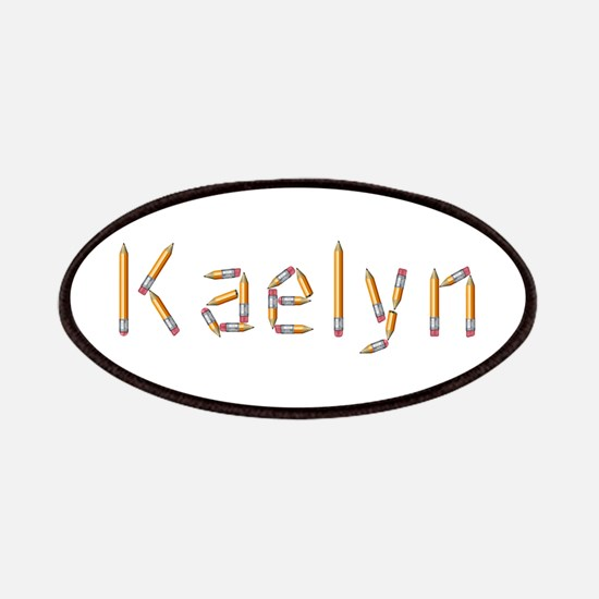 Kaelyn Pencils Patch
