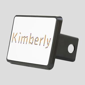 Kimberly Pencils Rectangular Hitch Cover
