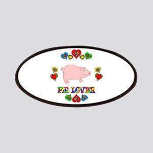 Pig Lover Patches