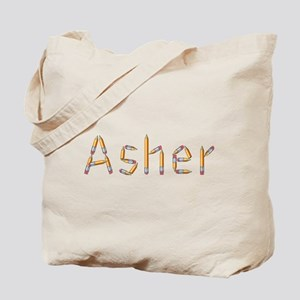 Asher Pencils Tote Bag