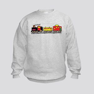 Train Kids Sweatshirt
