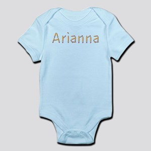 Arianna Pencils Infant Bodysuit