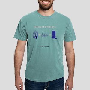 evolution of music Mens Comfort Colors Shirt