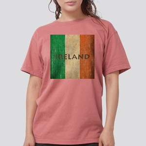 Vintage Ireland Womens Comfort Colors Shirt