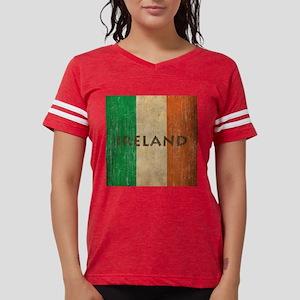 Vintage Ireland Womens Football Shirt