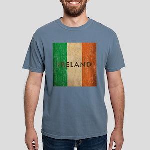 Vintage Ireland Mens Comfort Colors Shirt