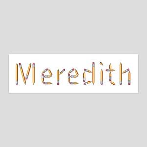 Meredith Pencils 36x11 Wall Peel