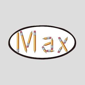 Max Pencils Patch