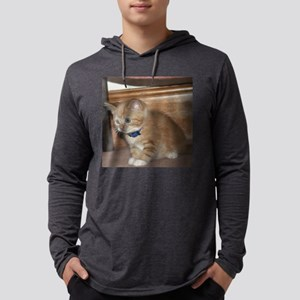 Ginger1 August 2003 cropped Mens Hooded Shirt
