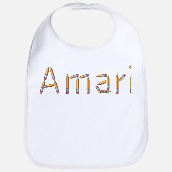 Amari Pencils Bib