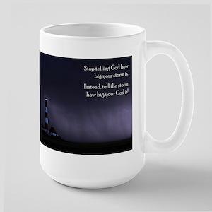 Storm Large Mug
