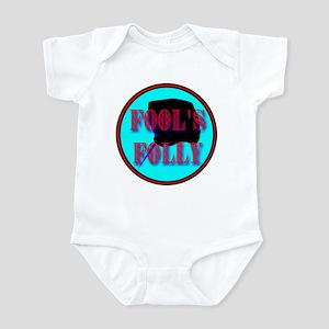 Crikey's Folly Skyblue Stingr Infant Creeper