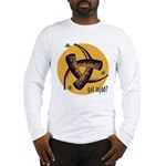 Gat Mjöð? Longsleeve T-Shirt with Bees