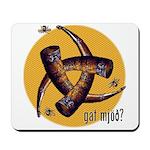 Gat Mjöð? Mousepad with Bees
