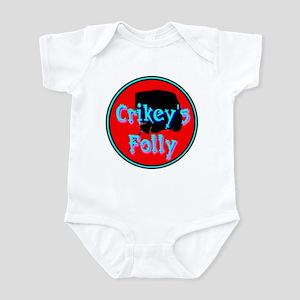 Crikey's Folly Infant Creeper
