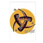 Gat Mjöð? Postcards with Bees (8/Pkg)