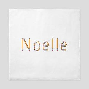 Noelle Pencils Queen Duvet