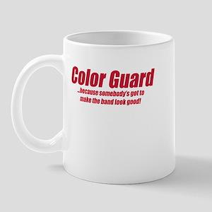 guard looks good Mugs