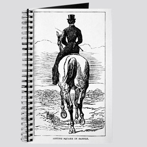 Square in the Saddle Journal