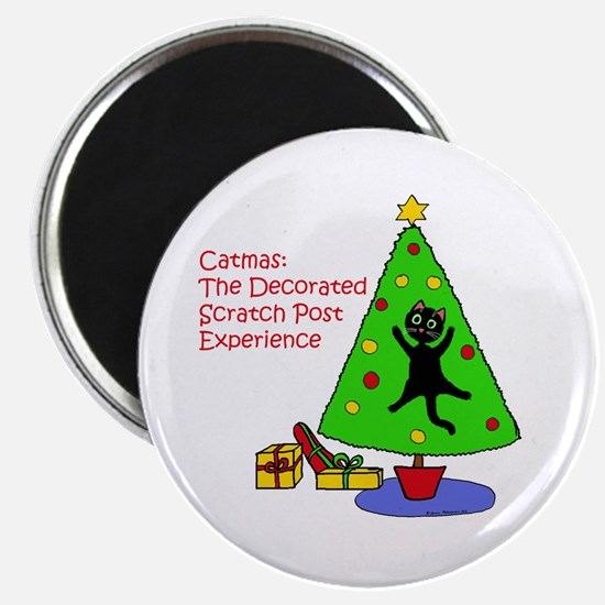 """Catmas Experience 2.25"""" Magnet (10 pack)"""