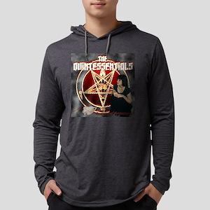 Pent_Shirt Mens Hooded Shirt