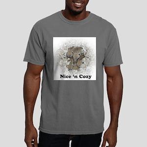 nicencozy Mens Comfort Colors Shirt