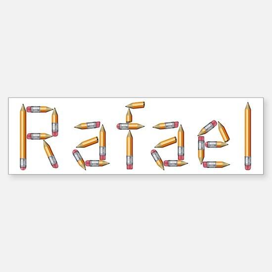 Rafael Pencils Bumper Bumper Bumper Sticker