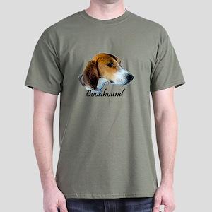 Coonhound I Dark T-Shirt