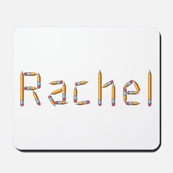 Rachel Pencils Mousepad