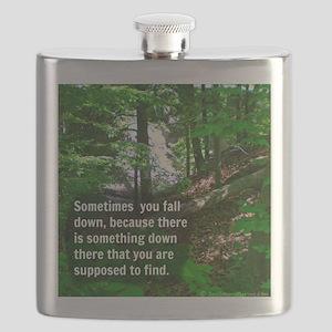 Falling Flask