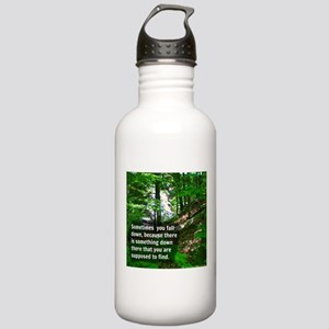 Falling Stainless Water Bottle 1.0L