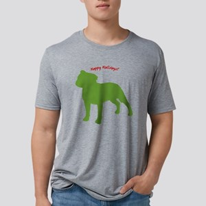 sbt-holiday Mens Tri-blend T-Shirt
