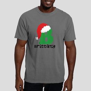 Christmas Santa Hat B Mo Mens Comfort Colors Shirt