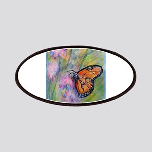 Bright, butterfly, art Patches