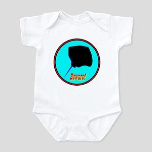 Beware Stingray Infant Creeper