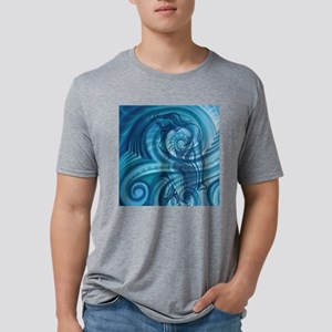 womantile Mens Tri-blend T-Shirt