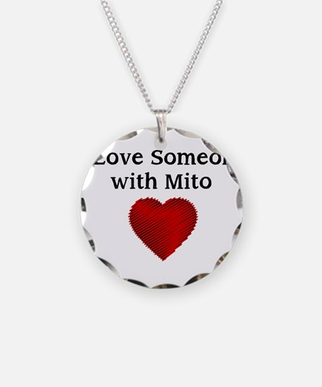 I Love Someone with Mito Necklace