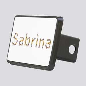 Sabrina Pencils Rectangular Hitch Cover