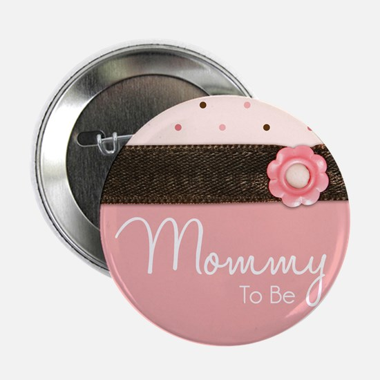 "2.25"" Mommy To Be Baby Shower Button"