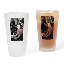 Cafe_NOLAchick_TGP7476 Drinking Glass