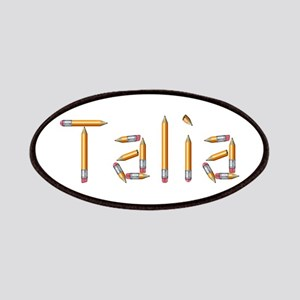 Talia Pencils Patch