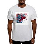 9/11 Liberty Ash Grey T-Shirt