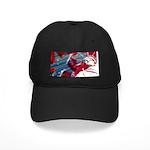 9/11 Liberty Black Cap