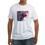 9/11 Liberty Fitted T-Shirt