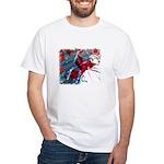 9/11 Liberty White T-Shirt
